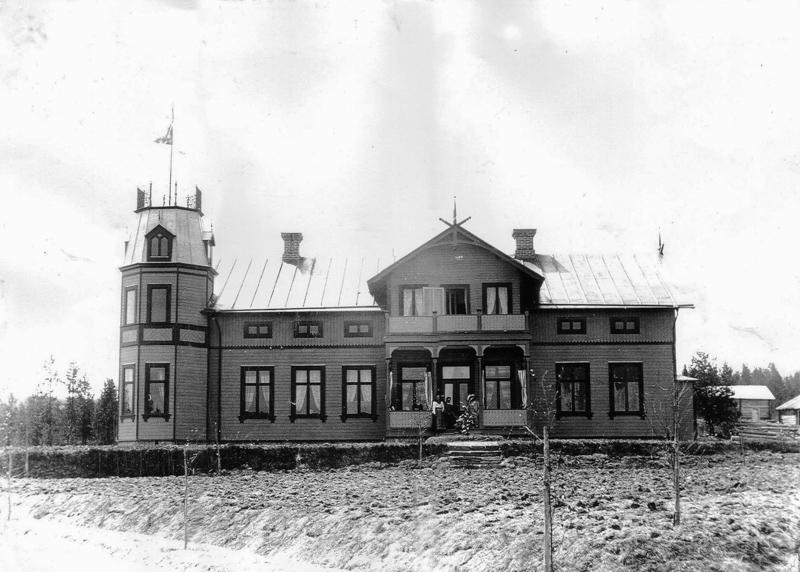 Oude huis