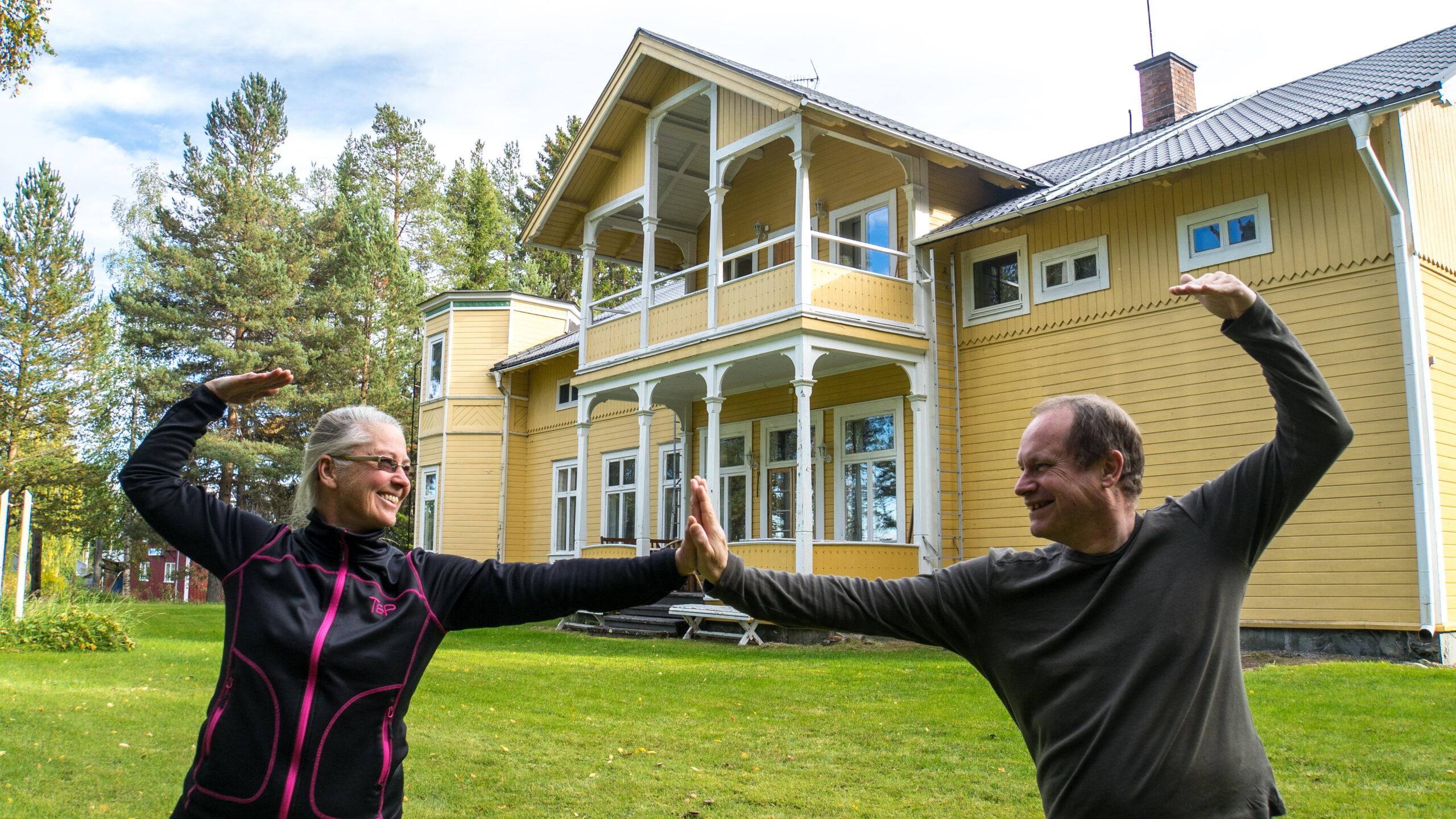 Kundalini Yoga & Meditation Retreat in Norra Dalarna